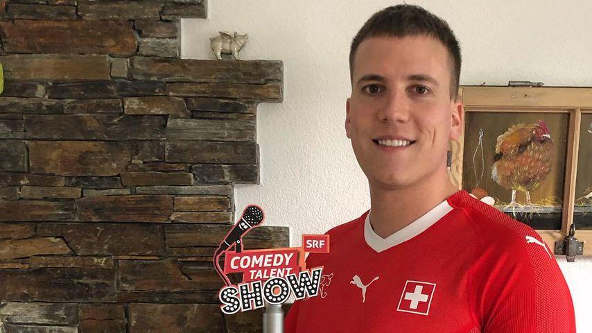 Comedy-Newcomer Fabio Landert