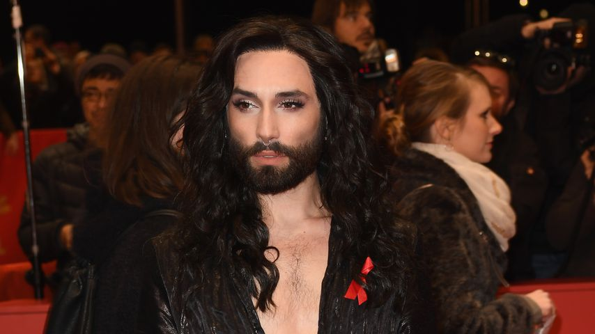 "Conchita bei der ""Closing Ceremony"" in Berlin"
