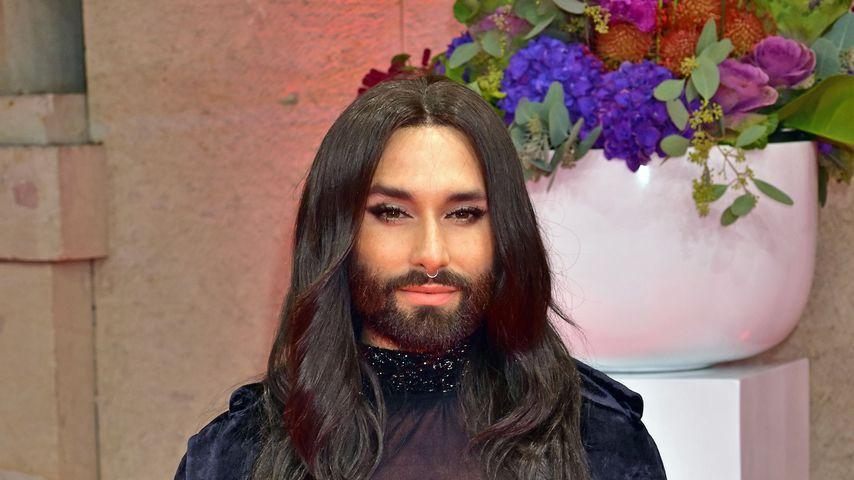 """In Therapie: Conchita Wurst hatte eine """"depressive Phase"""""""
