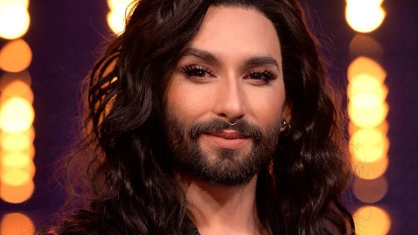 """Conchita in der Sendung """"It Takes 2"""" in Köln"""
