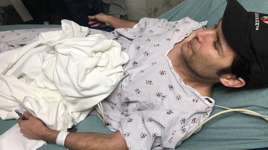 Mordversuch! Corey Feldman mit Messer niedergestochen