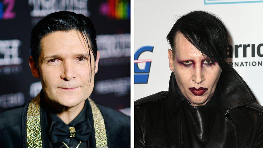 """""""Mentaler Missbrauch"""": Corey Feldman über Marilyn Manson"""