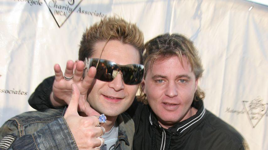 Corey Haim und Corey Feldman, 2010