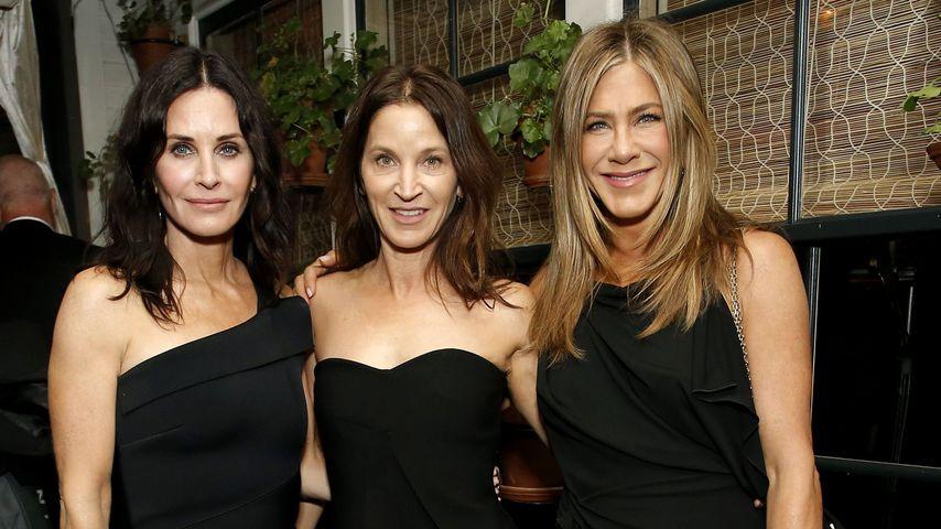 Nicht mit Brad Pitt bei Oscars: Hier war Jennifer Aniston!
