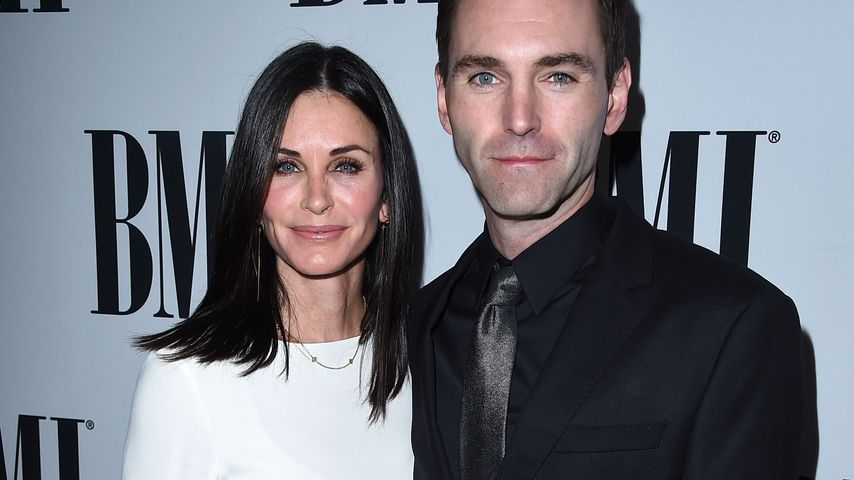 Offiziell: Liebes-Comeback bei Courteney Cox & Johnny McDaid
