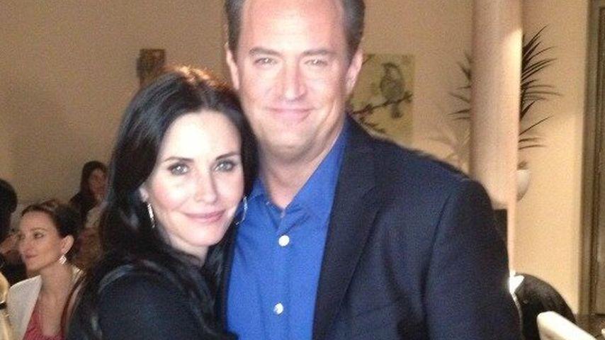 Friends-Reunion: Monica & Chandler wieder vereint