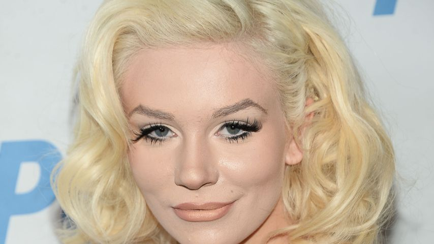 Bizarre Videos: Courtney Stodden völlig durch den Wind!