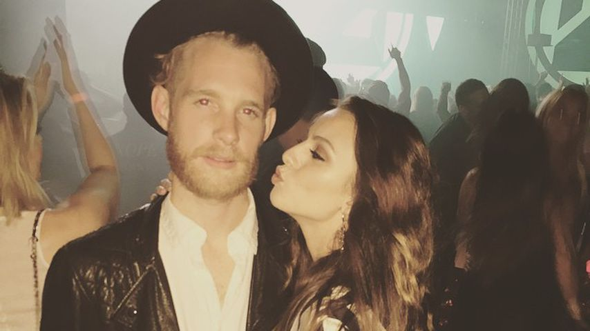 Craig Monk und Cher Lloyd