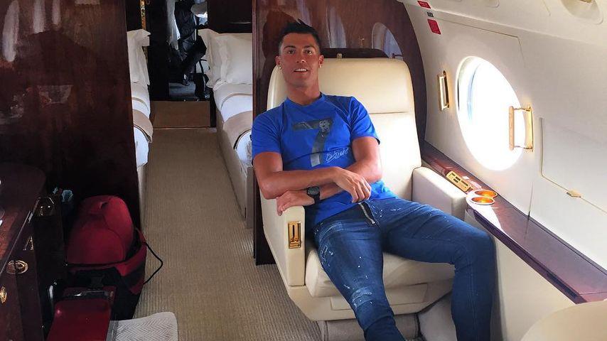 Horror-Crash: Cristiano Ronaldo verliert 17 Mio. US-Dollar!