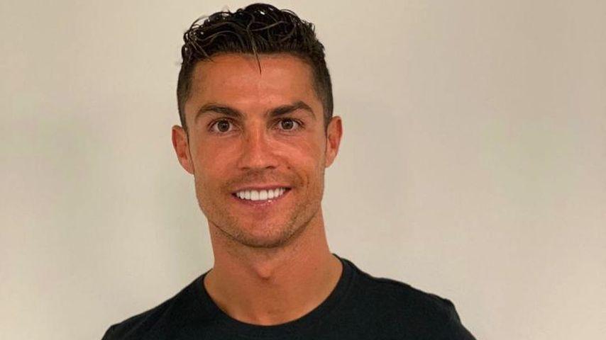 Cristiano Ronaldo im Mai 2019