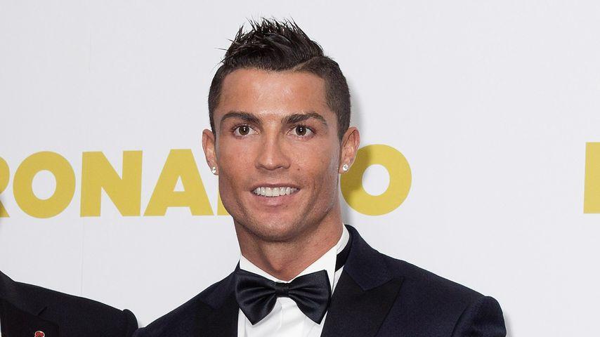 "Cristiano Ronaldo bei der Premiere von ""Ronaldo"""
