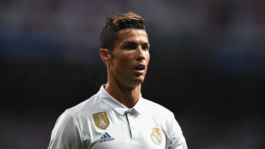 Cristiano Ronaldo im April 2017