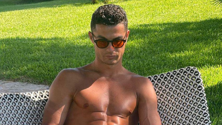 Cristiano Ronaldo, Juli 2021