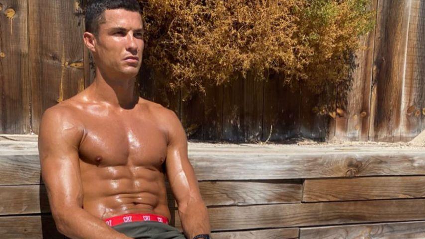 Cristiano Ronaldo im August 2020