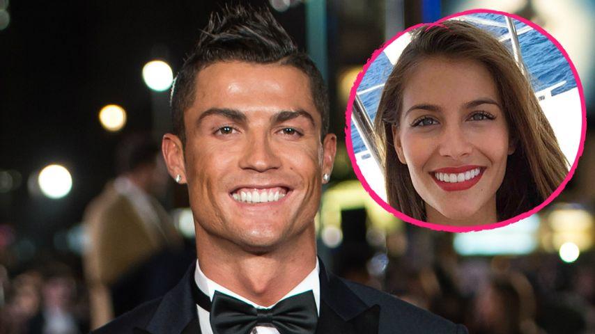Cristiano Ronaldos Neue? Sie sieht aus wie seine Ex Irina!