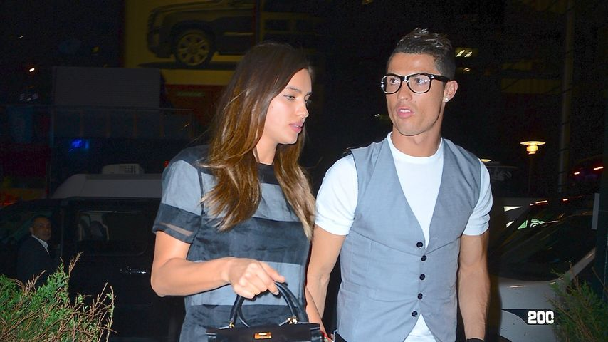 Weltfußballer Ronaldo: Liebeskrise mit Irina?