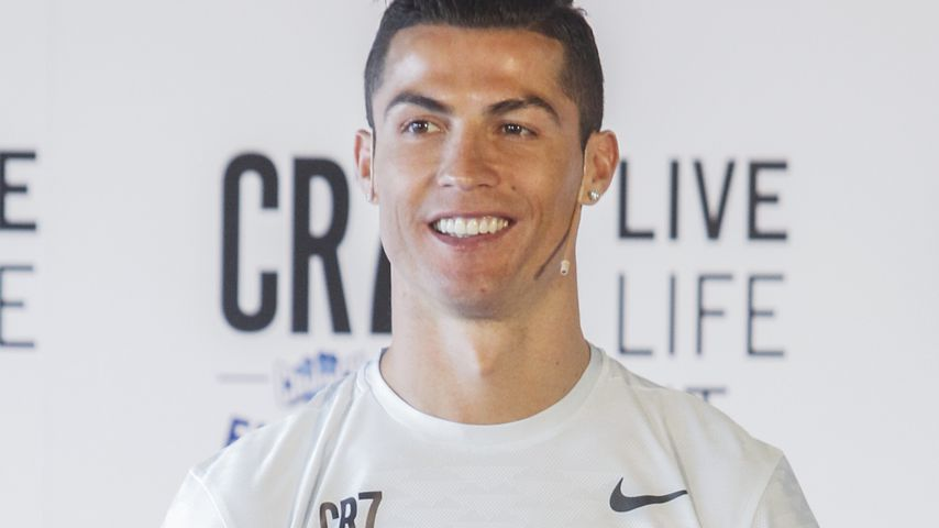 Spendierhose statt Fußballtrikot: Ronaldo großzügig wie nie!