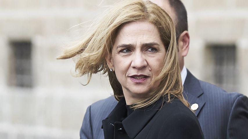 Cristina von Spanien: Erster Besuch bei Ehemann im Gefängnis