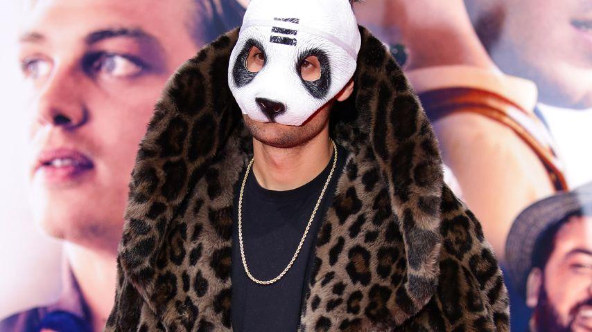 Doppelleben mit Maske: Cro möchte zur Legende werden!