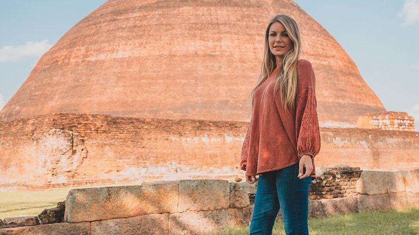 Crystal Harris im Februar 2019