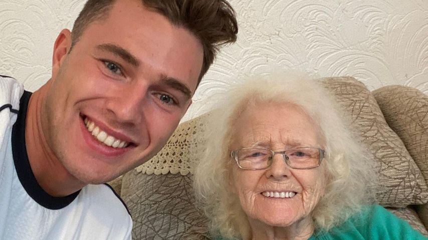 Curtis Pritchard, Reality-Star und seine Oma