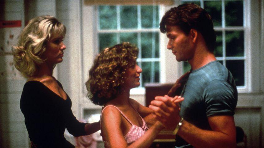 Cynthia Rhodes, Jennifer Grey und Patrick Swayze in Dirty Dancing (1987)