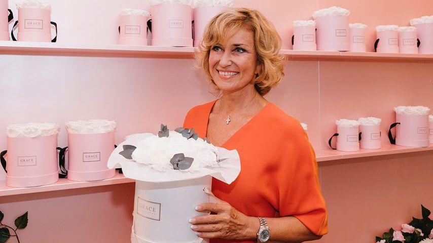 Dagmar Wöhrl mit einer Grace Flowerbox