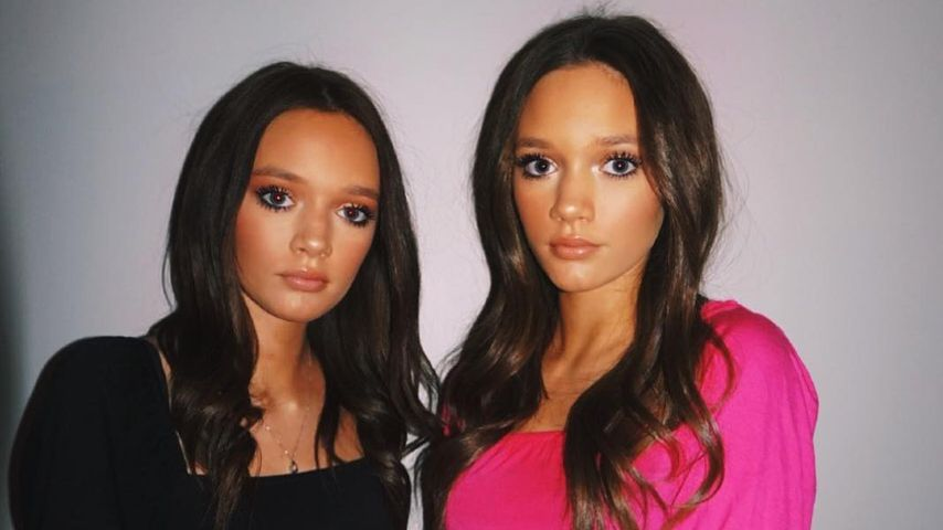Daisy und Phoebe Tomlinson