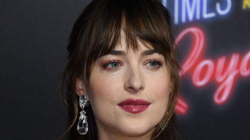 "Dakota Johnson bei der Premiere von ""Bad Times At The El Royale"""