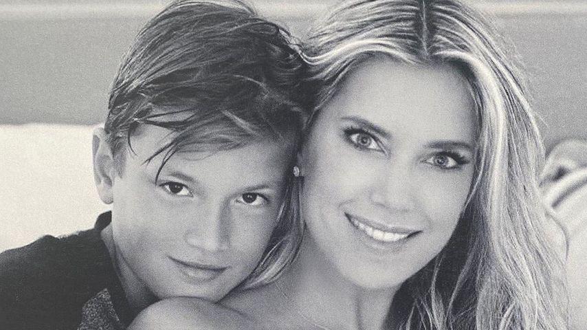 Sylvie Meis kann es nicht fassen: Sohn Damian wird schon 14!