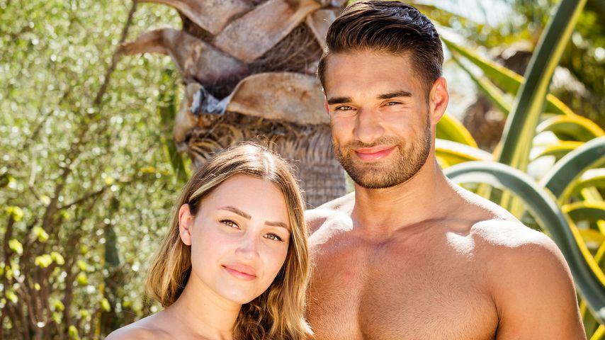"Dana und Aleks, ""Love Island""-Couple nach Tag 17"