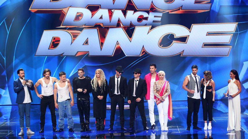 """Traumpaar raus bei """"Dance Dance Dance"""": SIE haben ausgetanzt"""