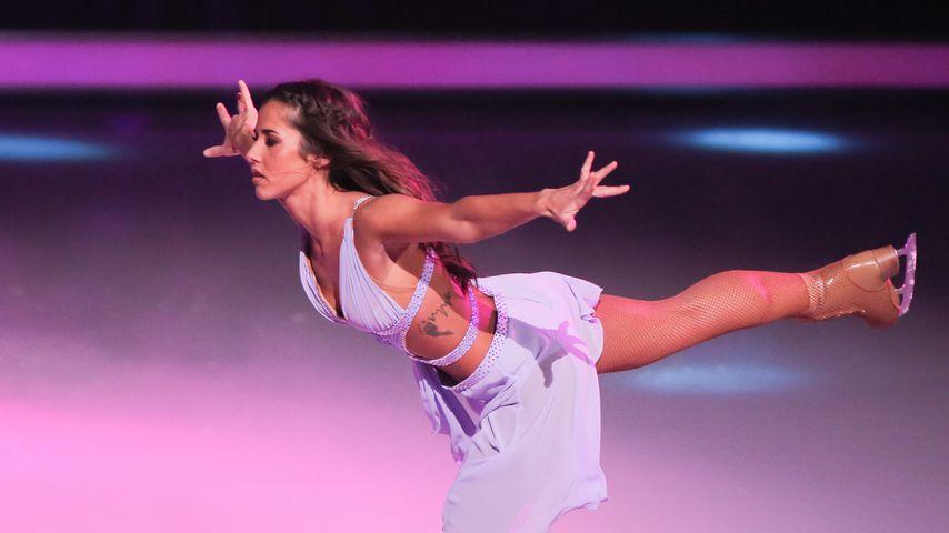 """Dancing on Ice""-Star Sarah Lombardi"
