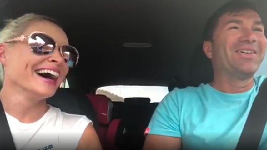 Lustig: Hier stänkert Tochter Sophia gegen Dani und Lucas!