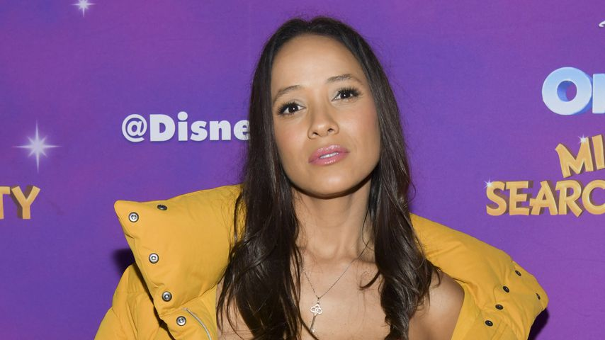 "Dania Ramírez bei ""Disney on Ice"" im Staples Center in Los Angeles, 2019"