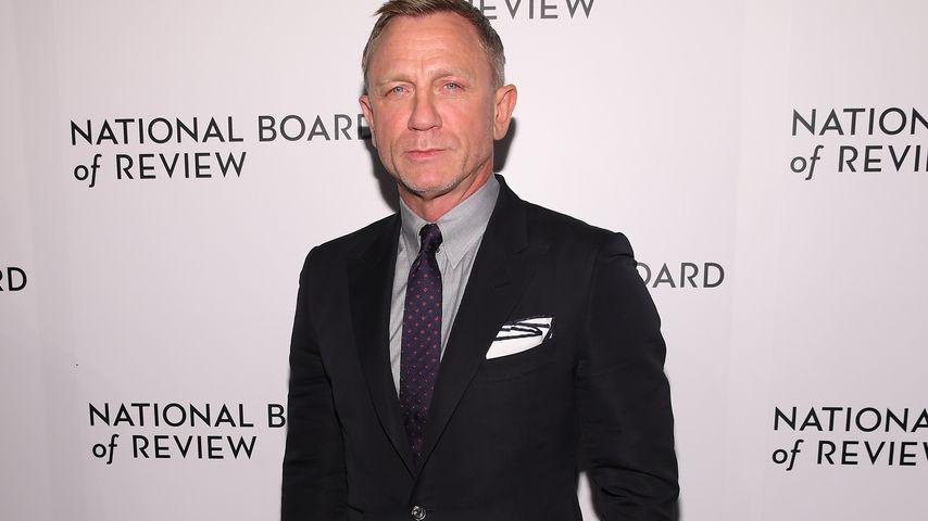 Daniel Craig ist gegen eine Frau als Bond-Nachfolgerin!