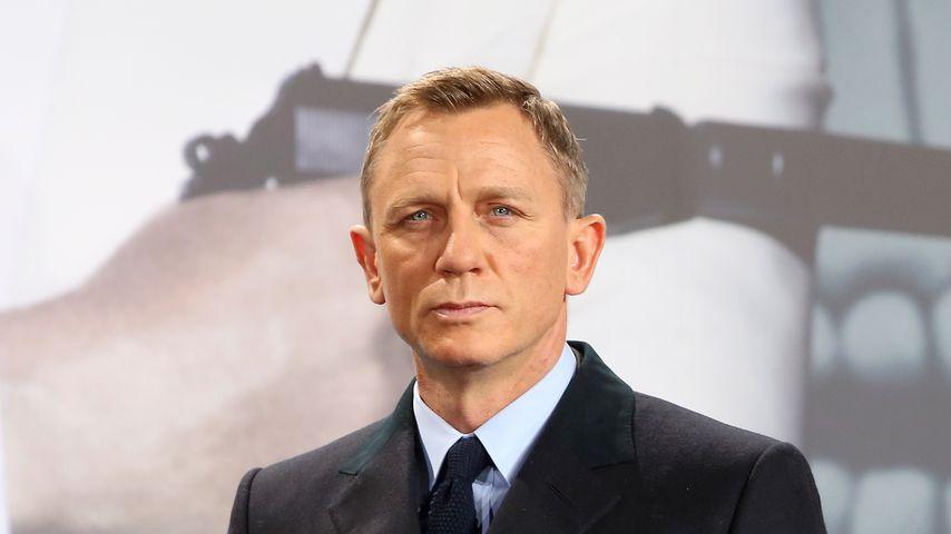 """Daniel Craig bei der Deutschlandpremiere von """"Spectre"""""""
