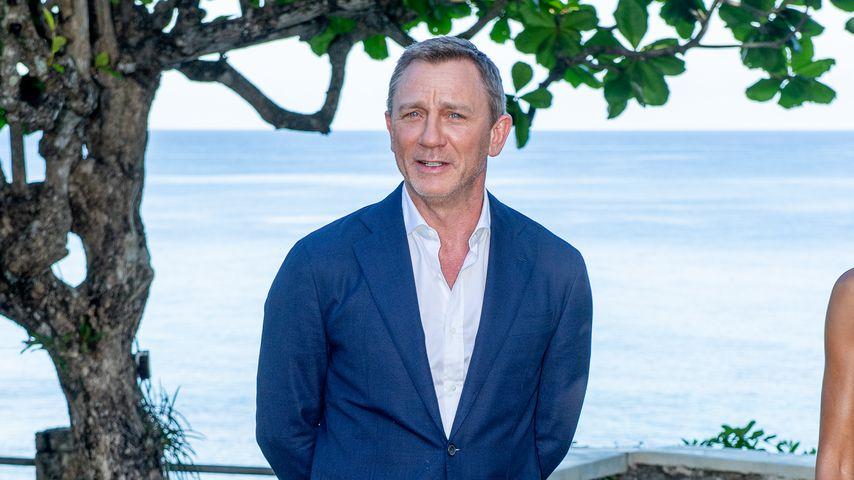 Daniel Craig 2019 auf Jamaika