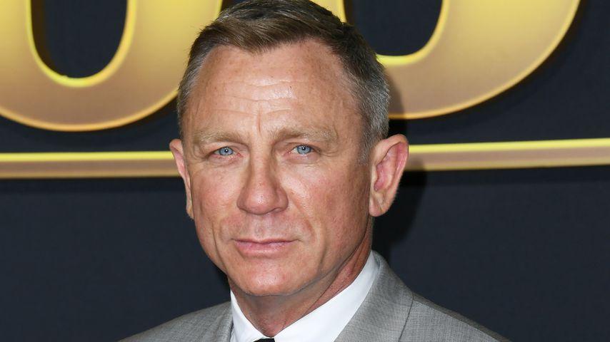 Daniel Craig im November 2019