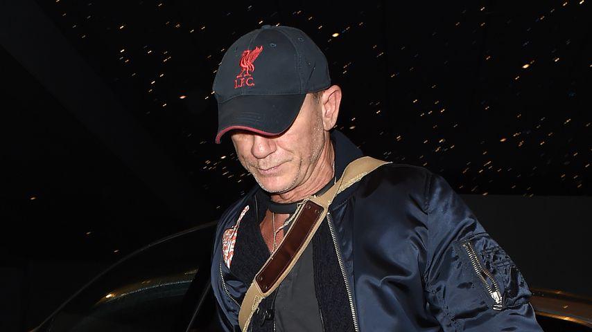 Schauspieler Daniel Craig, Dezember 2019