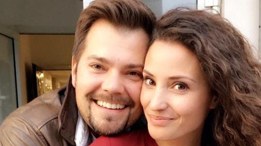Daniel Fehlow (Leon) und Nadine Menz (Ayla)
