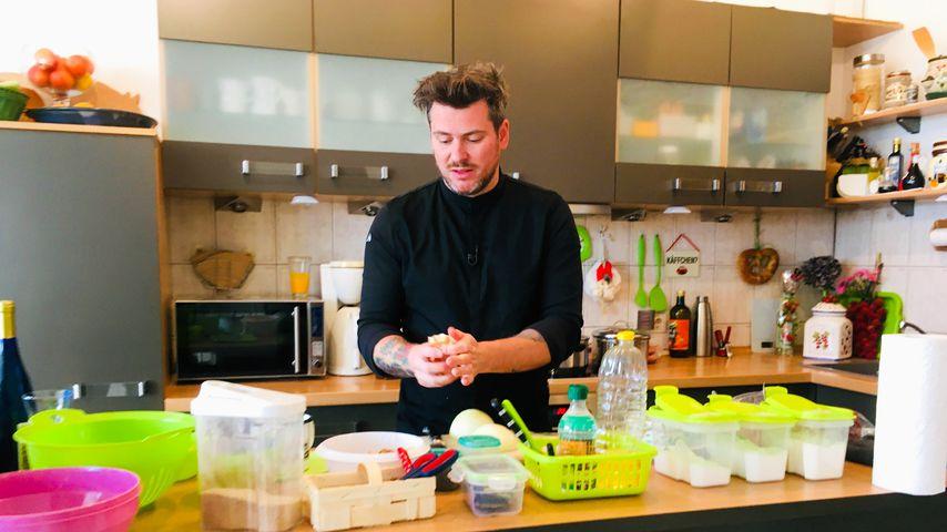 """Daniel Gottschlich für """"Kitchen Impossible"""" in Blankenburg im Harz"""