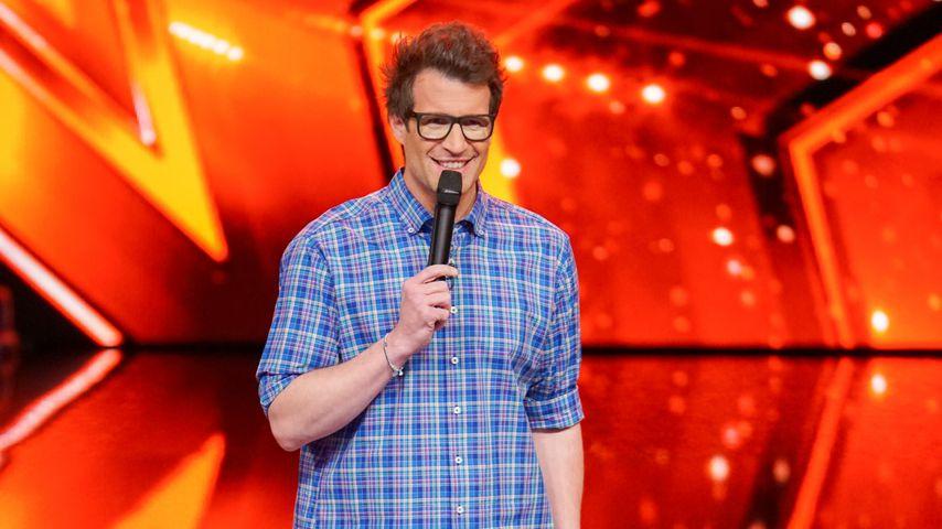 "Daniel Hartwich, ""Das Supertalent""-Moderator"