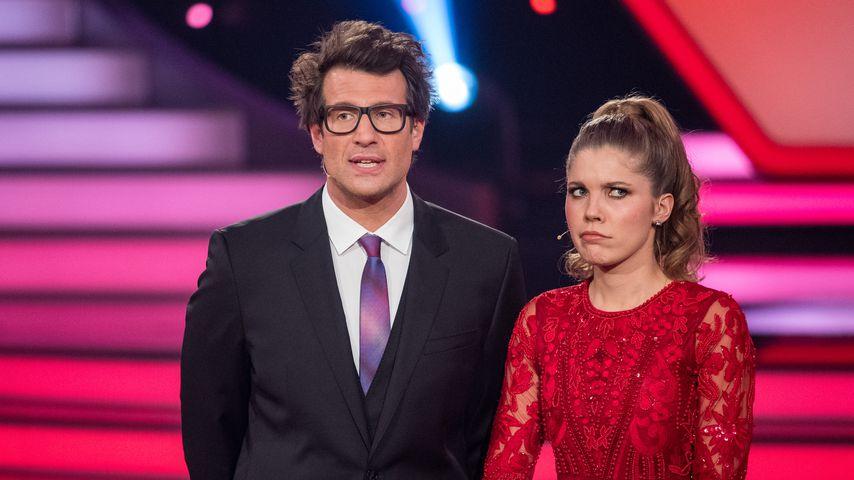 """Daniel Hartwich und Victoria Swarovski in der 1. """"Let's Dance""""-Show"""
