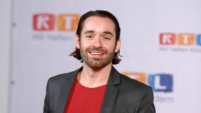 Daniel Küblböck beim RTL Spendenmarathon 2017