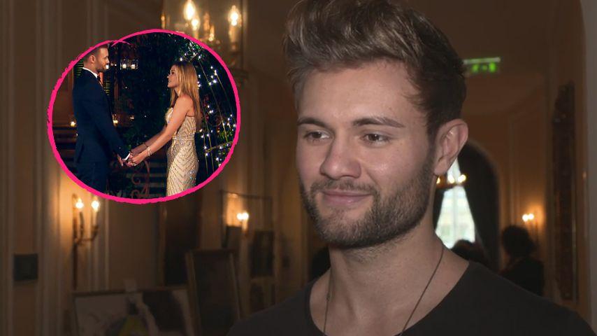 Bachelorette-Rückblick: Daniel von Nadines Korb schockiert