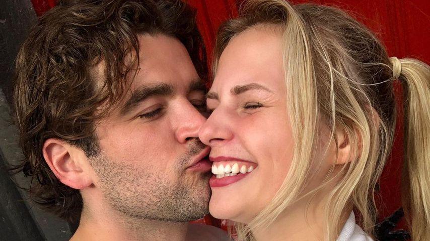 Daniel Peukmann und Carolina Noeding