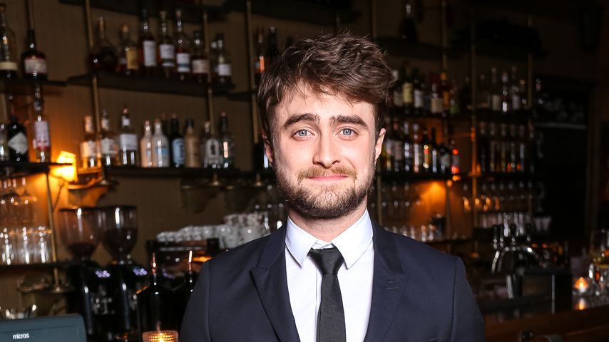 Yeah! Daniel Radcliffe rappt das TV-Studio heiß