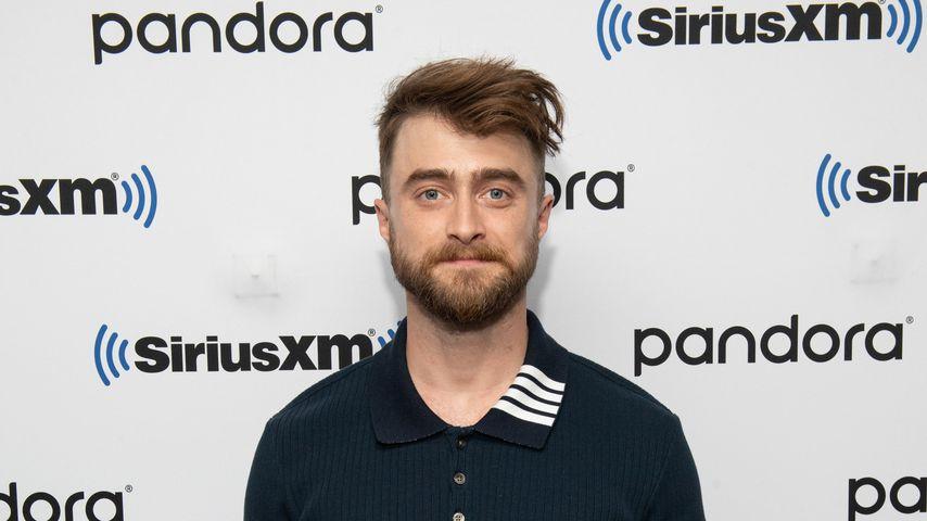 Daniel Radcliffe im August 2021 in New York City