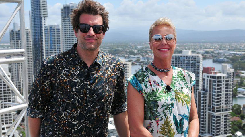Daniel Hartwich und Sonja Zietlow, Dschungelcamp-Moderatoren
